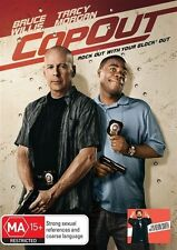 COP OUT  2010  = BRUCE WILLIS  TRACY MORGAN = PAL 4 = SEALED