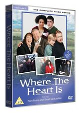 Where the Heart Is: The Complete Series 3 - DVD NEW & SEALED (4 Discs)