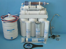 WATERMAN-7 LEVELS REVERSE OSMOSIS WATER FILTER SYSTEM SYSTEM-EU