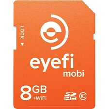 Eye-Fi 8GB SDHC Mobi Wireless Class 10 Memory Card - Mobi8 - Brand New
