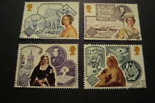 GB 1987 Commemorative Stamps~Queen Victoria~Very Fine Used Set~(ex fdc)UK Seller