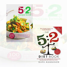 The 5:2 Diet Recipe Book,The 5:2 Diet Collection Book 2 Books Set In UK