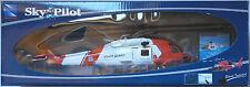 """Newray-Sikorsky hh-60j Jayhawk """"US Coast Guard"""" helicóptero 1:60 nuevo/en el embalaje original"""