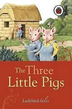 The Three Little Pigs: Ladybird Tales NEW BOOK !! (Hardback, 2008)