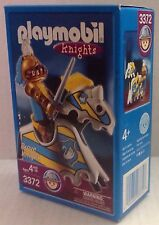 Playmobil Castle 3372 Brave Knight on horse  NEW  Vintage