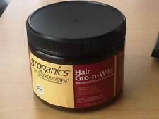 Groganics DHT BLOCKER SYSTEM Hair Gro-n-Wild Intensive Growth Treatment