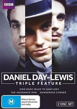 Daniel Day-Lewis Triple Feature (NTSC Format) DVD NEW