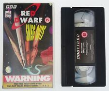 Red Dwarf Smeg Outs BBc VHS PAL Video Tape UK release 1995