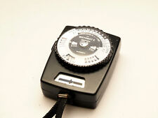 Gossen Sixtomat 2 electronic light meter, serial numbered 8C10867 stock No.U6075
