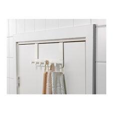 Nuovi IKEA ENUDDEN Porta oltre 6 ganci STAFFA MANOPOLE BIANCO, abbigliamento, borse, Abiti