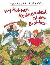 My Rotten Redheaded Older Brother (Aladdin Picture Books), Patricia Polacco, Goo