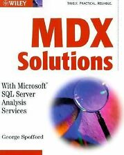 MDX Solutions: With Microsoft SQL Server Analysis Services