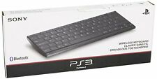 Sony NO BEZEL PS3 Wireless Keyboard Mouse apple mac iphone android win bluetooth