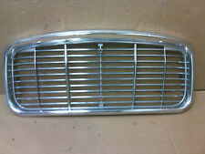72' - 79' Jaguar XJ12 chrome grille without emblem  OEM