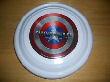 Promo Frisbee 2011 Marvel CAPTAIN AMERICA The First Avenge In Theaters July 22