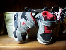 SHAQUILLE ONEAL TODDLER ATHLETIC SHOES SIZE 3 KIDS FOOT APPAREL OUTDOOR SHOES