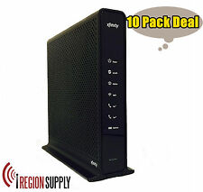 Lot of 10! - SMCD3GNV3  Docsis 3.0 EMTA WIFi Telephony  Modem Router Gateway