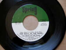 BOYS IN THE BAND~SUMPIN HEAVY ~ SPRING RECORDS~FUNK 45 (UNPLAYED STORE STOCK)