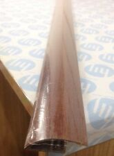Aluminium RedWood Effect Door Bars Threshold Strip Transition Laminate 21mm 90cm