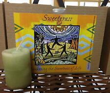 Sweet Grass Spiritual Votive Candles~Metaphysical Candles~ Release Anxiety