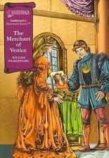 The Merchant of Venice (Saddleback's Illustrated Classics)-ExLibrary