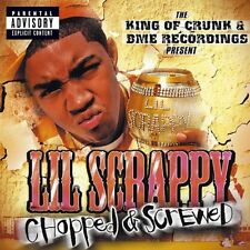 King Of Crunk & Bme Recordings-Chopped & Screwe (2005, CD NEUF) Explicit Version