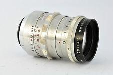 Lens Meyer Optik Görlitz Trioplan 2.8 / 100  for M42