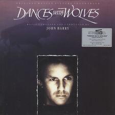 John Barry - Dances With Wolves Black Vinyl Edition (LP - 1990 - EU - Reissue)