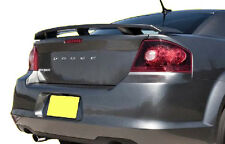 2008-2014 Dodge Avenger Painted Rear Spoiler Factory OE Style 3 Post SRT NEW