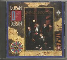 DURAN DURAN - Seven and the ragged tiger - CD JAPAN 1983 NEAR MINT NO BARCODE