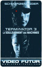 CARTE COLLECTOR  VIDEO FUTUR N°247   TERMINATOR 3