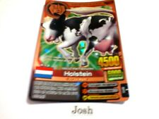 Animal Kaiser Evolution Evo Version Ver 5 Bronze Card (A139E: Holstein)