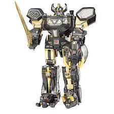 MISB! Limited Edition Black Gold Legacy Dino Megazord - MMPR Power Rangers