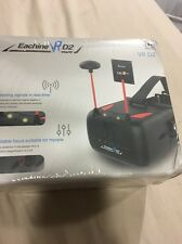 "Eachine VR D2 5.8G 40CH 5"" FPV Goggles Glasses Video Monitor RC for Racing Drone"