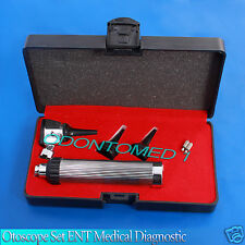 Otoscope & Ophthalmoscope Set ENT Medical Diagnostic Surgical Instruments,NT-529