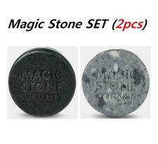(1+1) April Skin Magic Stone + Magic Stone Black Set 100% Natural Soap