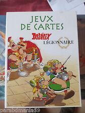 Jeux de Cartes - Astérix Légionnaire - Grand Coffret - Editions Atlas - 2006