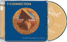 T- Connection - Everything Is  Cool       ptg   Remasterd 2014 cd