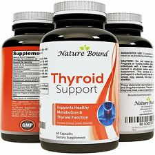 Top Rated Thyroid Capsules Thyroid Helper for Weight Loss Antioxidant Increase