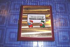 Nintendo Mario Bros Game And Watch Double Screen  Electronic Handheld Game