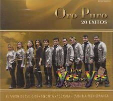 Los Yes Yes Oro Puro 20 Exitos CD Caja de Carton New