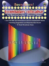 Boom Boom! Boomwhackers on Broadway for Boomwhackers Musical Tubes, Judah-Lauder