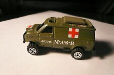 1981 KiDCO TOUGH WHEELS MASH AMBULANCE clean