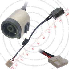 Sony Vaio SVF15N1S2ES DC Jack Power Socket Charging Port with Cable Connector