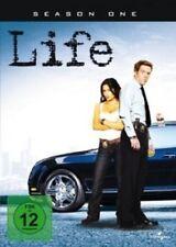 LIFE - SEASON 1 - 3 DVD NEU DAMIAN LEWIS,SARAH SHAHI,ADAM ARKIN,BROOKE LANGTON