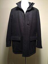Ermenegildo Zegna Overcoat. Cashmere Jacket. MSRP $3395