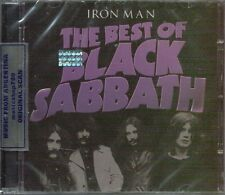 BLACK SABBATH IRON MAN THE BEST OF BLACK SABBATH SEALED CD NEW GREATEST HITS