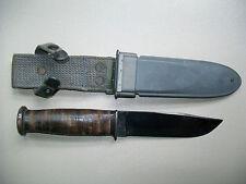 WWII USN KA BAR MARK 1 KNIFE MINT!!! L@@K!!!