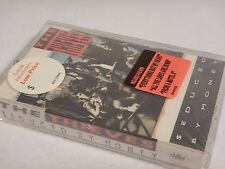 The Thieves- Seduced By Money- New/Sealed Cassette tape 1989