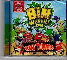 (FH694) Binweevils.Com Bin Tunes - 2013 sealed CD